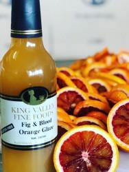 Fig & Blood Orange Glaze