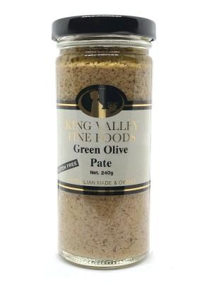 Green Olive Pate