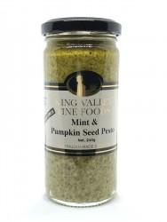 Mint & Pumpkin Seed Pesto